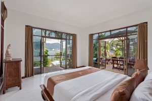 Pra Nang Villa Bedroom