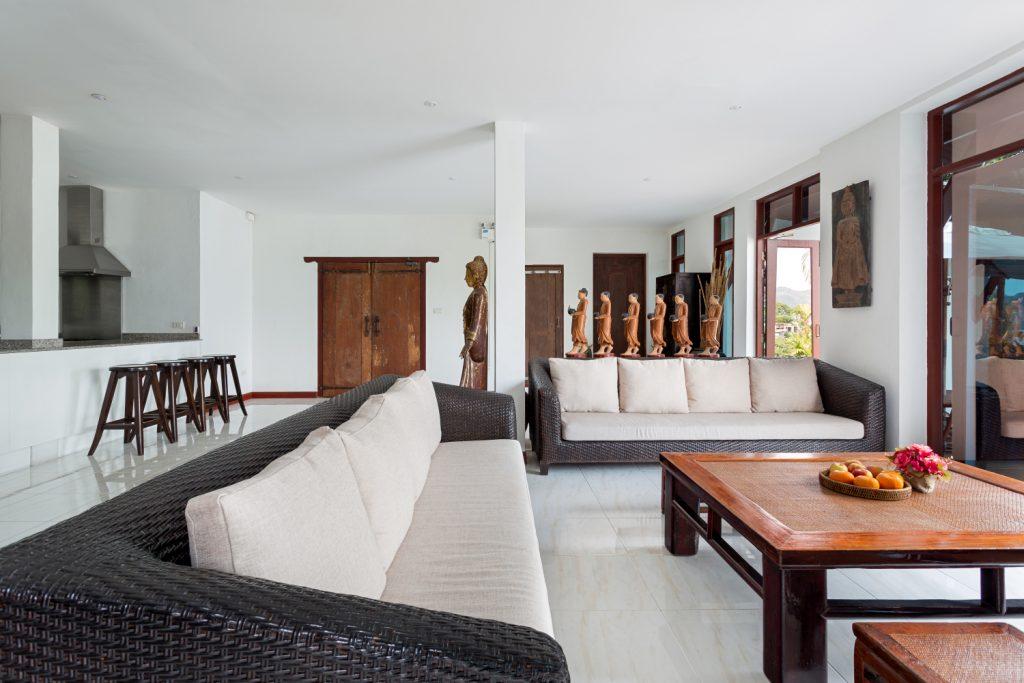 Pra Nang Villa Interior