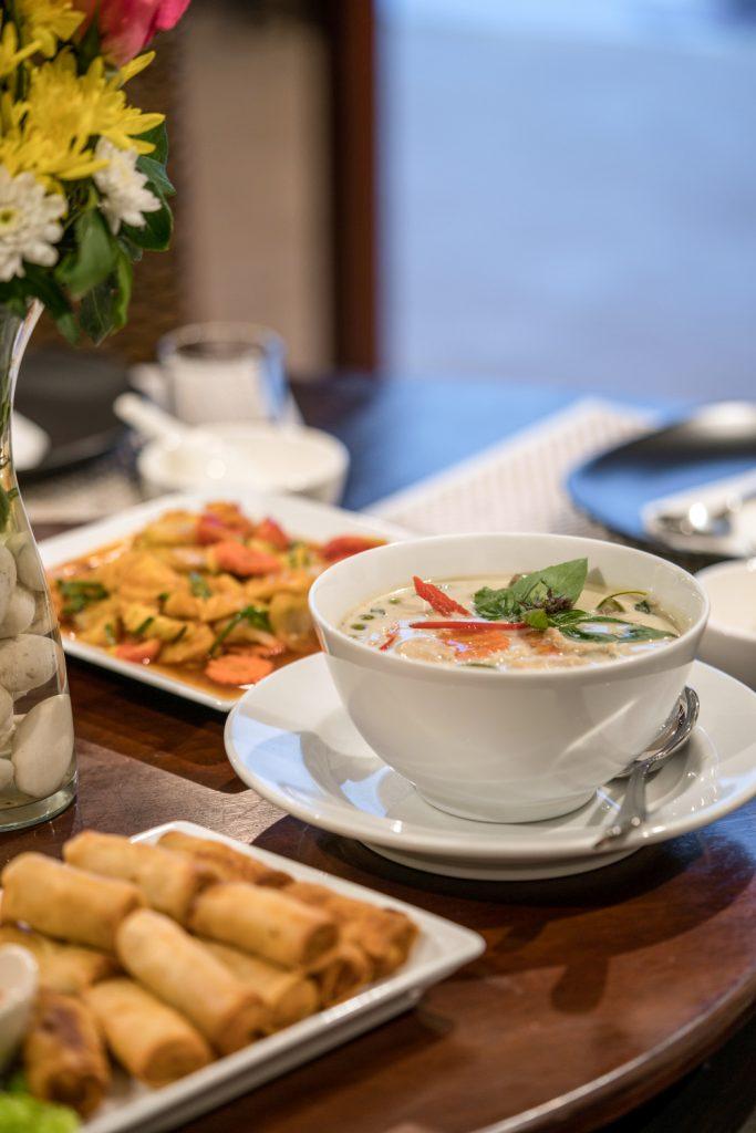 Pra Nang Villa Dinner