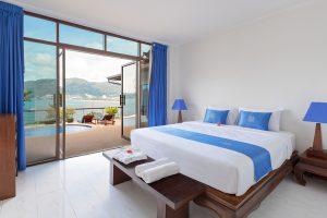 Pra Nang Villa Master Bedroom